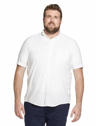 Izod Men's Dockside Chambray Solid (Big Tall Slim)