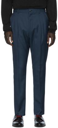 HUGO BOSS Blue Farley Trousers