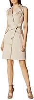 Karen Millen Sleeveless Safari Dress