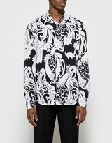 Our Legacy Initial Shirt Paisley Carved