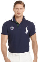Ralph Lauren Wimbledon Custom-Fit Polo