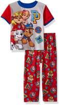 Nickelodeon Baby Toddler Boys' Paw Patrol 2-Piece Pajama Set