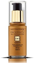 Max Factor All Day Flawless 3in1 Foundation Tawny 95