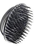 Denman Be-Bop Massage Brush, Twister, Shampoo Brush
