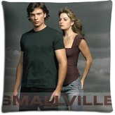 Cotton Polyester Fresh Smallville Zippered Conveniently Body pillow Case 18x18 inch 45x45 cm