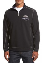 Tommy Bahama NFL Quarter Zip Pullover
