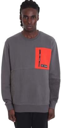 Christopher Raeburn Sweatshirt In Grey Cotton