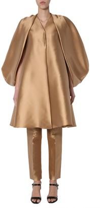 Alberta Ferretti Oversized Coat