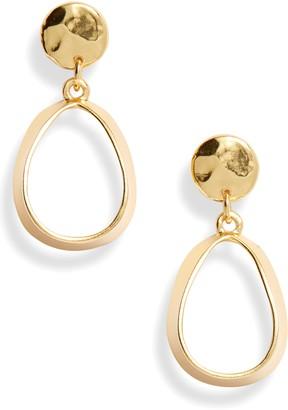 Karine Sultan Teardrop Earrings