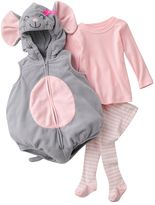 Carter's mouse hooded bubble costume - baby
