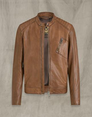 Belstaff V Racer 2.0 Leather Jacket