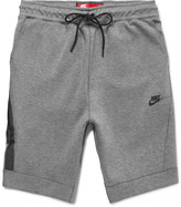Nike - Cotton-blend Tech-fleece Shorts