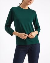 Jaeger Seam Detail Top