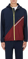 UAS - Under Armour Sport Men's Tumble Colorblocked Tech-Fabric Jacket-NAVY