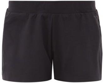 Falke Logo-print Technical Shorts - Black