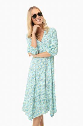 Faithfull Tilde Floral Maud Midi Dress