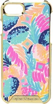 Lilly Pulitzer iPhone 7 Saffiano Cover Cell Phone Case
