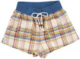 Pink Chicken Kelly Camp Shorts (Toddler/Kid)-Multicolor-7/8 Years