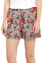 Oasis Rose Print Shorts, Multi