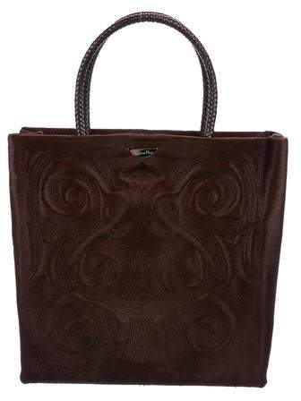 bba6b64402a Christian Dior Tote Bags - ShopStyle