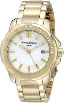 Tommy Bahama Women's 10018299 Laguna Analog Display Japanese Quartz Gold Watch