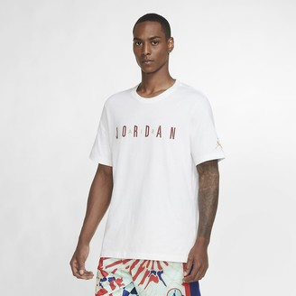 Nike Men's Short-Sleeve Crew Jordan Sport DNA