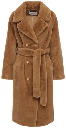 Stand Studio Faustine Faux Fur Coat