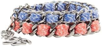 Chanel Red Metal Belts