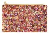 Forest of Chintz Orange OTT Clutch