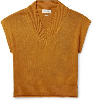Rochas Cotton Sweater Vest