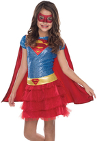Rubie's Costume Co Supergirl Sequin Dress-Up Set - Kids