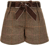 Monsoon Tilly Tweed Shorts