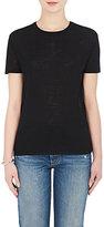 "6397 Women's ""Mini Boy"" Cashmere T-Shirt"