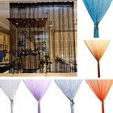 Buckdirect Worldwide Ltd. Glitter Crystal Balls Tassel String Line Door Window Curtain Room Divider Screen Decor