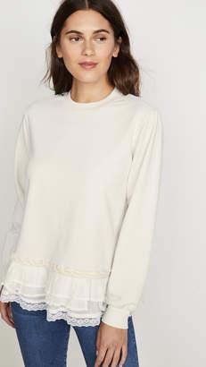 Clu Embellished Pullover