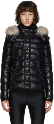 Moncler Black Down Armoise Jacket