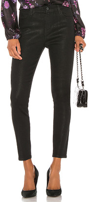 J Brand Alana Coated High Rise Crop Skinny. - size 24 (also