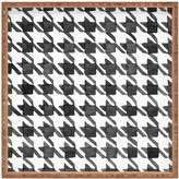 Deny Designs Houndstooth Large Square Tray