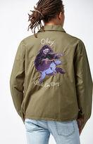 Obey Reaper Zip Jacket