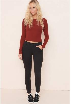 Garage Skinny Cargo Jegging - FINAL SALE