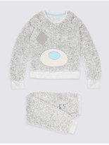 Tatty Teddy Applique Pyjamas (2-16 Years)