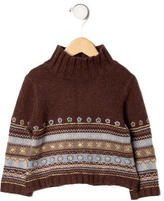 Catimini Girls' Knit Sweater