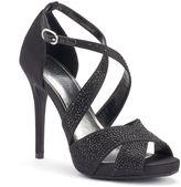 JLO by Jennifer Lopez Women's Jeweled High Heel Sandals