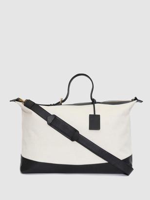 Neely & Chloe The Leather Weekender Bag