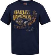 Harley-Davidson Retro Vibe Men's T-Shirt - Overseas Tour MD