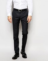 Ben Sherman Check Suit Pants