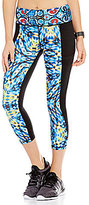 Nanette Lepore Play Active Smooth Knit Printed Capri Pant