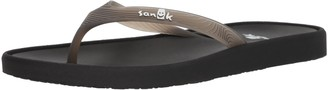 Sanuk Women's Sidewalker Flip-Flop