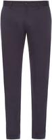 Tomas Maier Slim-leg cotton-gabardine trousers