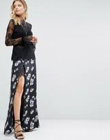 Majorelle Majorella Payton Skirt with Side Split